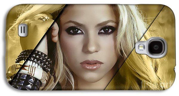 Shakira Collection Galaxy S4 Case