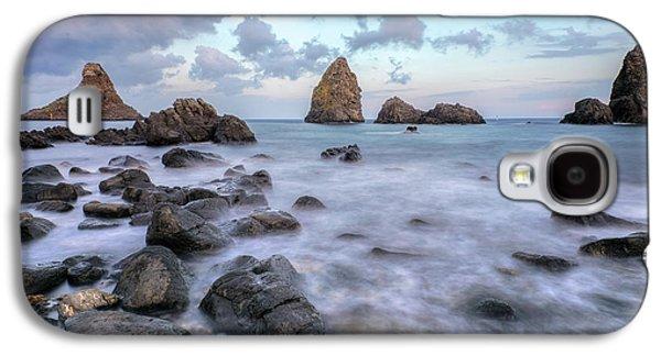 Cyclops Galaxy S4 Case - Aci Trezza - Sicily by Joana Kruse