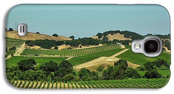 Napa Valley Vineyard Galaxy S4 Case