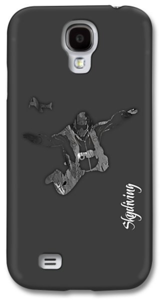 Skydiving Collection Galaxy S4 Case by Marvin Blaine