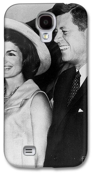 John F Kennedy (1917-1963) Galaxy S4 Case