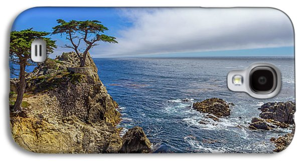 17 Mile Drive Pebble Beach Galaxy S4 Case by Scott McGuire