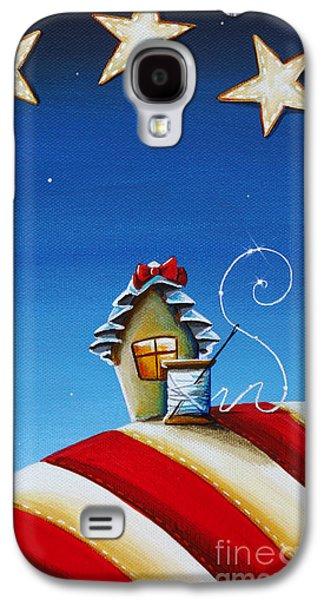 1776 Galaxy S4 Case by Cindy Thornton