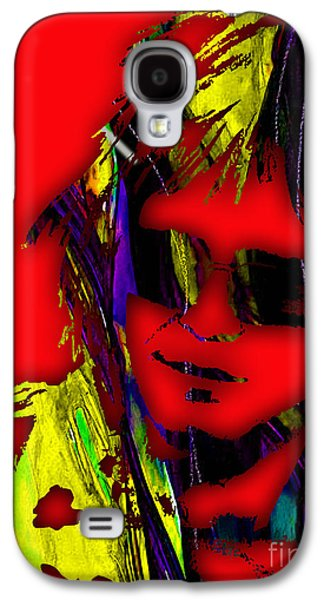 Elton John Collection Galaxy S4 Case by Marvin Blaine