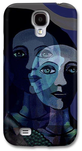 1884 - Spirit Companion 2017 Galaxy S4 Case
