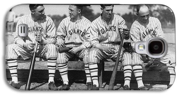 1924 Ny Giants Baseball Team Galaxy S4 Case