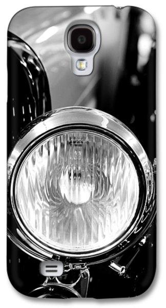 1925 Lincoln Town Car Headlight Galaxy S4 Case