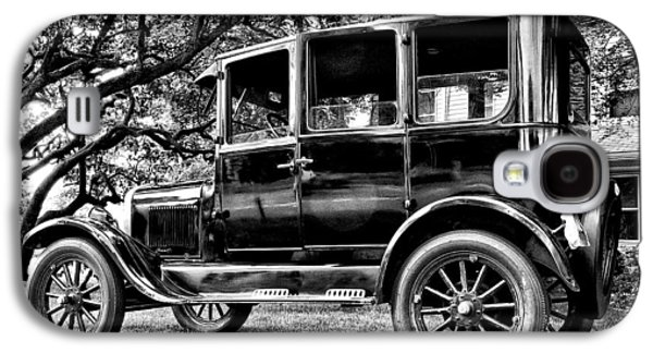 Ford Model T Car Galaxy S4 Cases - 1926 Ford Model T Galaxy S4 Case by Bill Cannon