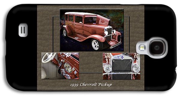 1929 Chevrolet Classic Car Automobile Color Red 3557.02 Galaxy S4 Case