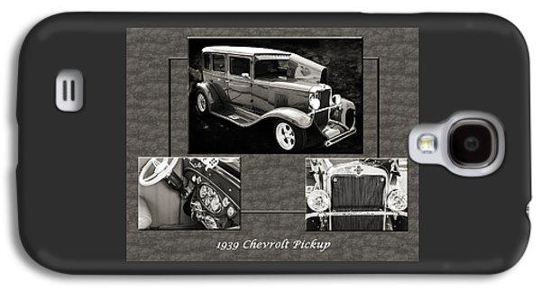 1929 Chevrolet Vintage Classic Car Automobile Sepia 3557.01 Galaxy S4 Case