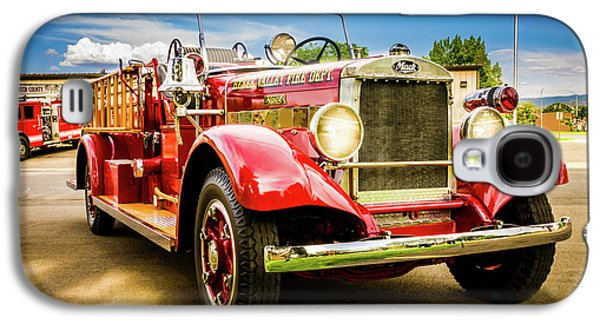 1931 Mack - Heber Valley Fire Dept. Galaxy S4 Case