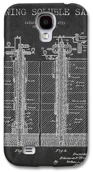 1933 Mining Soluble Salt Patent En40_cg Galaxy S4 Case