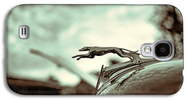1934 Ford Hood Ornament Galaxy S4 Case