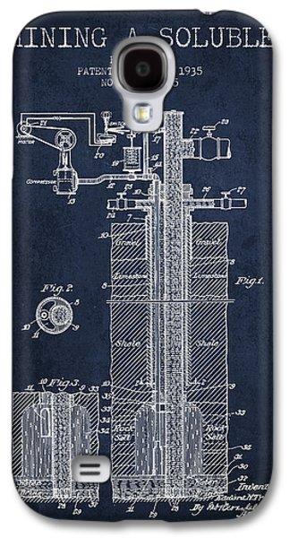 1935 Mining A Soluble Patent En39_nb Galaxy S4 Case