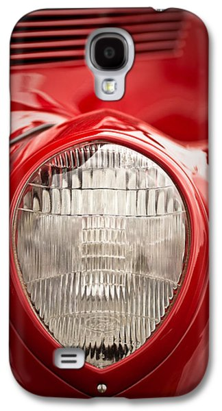 1937 Ford Headlight Detail Galaxy S4 Case