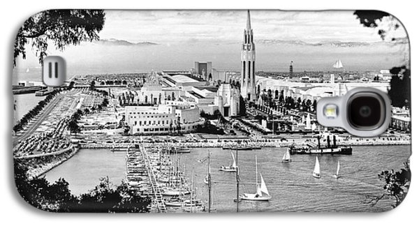 1939 Treasure Island View Galaxy S4 Case by Underwood Archives