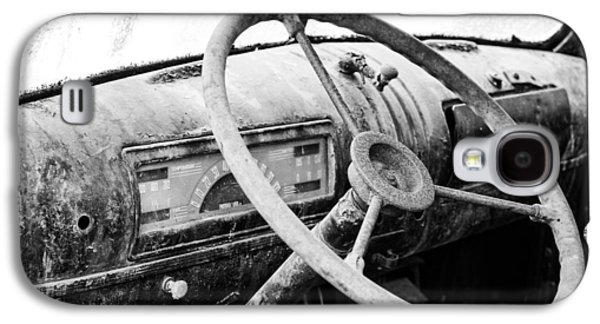 1946 Chevy Work Truck Dashboard Galaxy S4 Case by Jon Woodhams