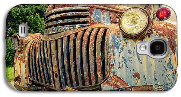 1946 Chevy Work Truck Galaxy S4 Case by Jon Woodhams