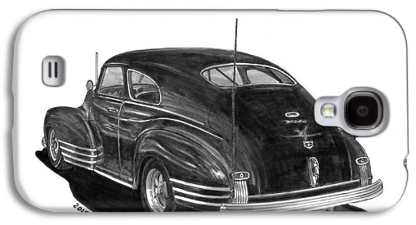 1947 Chevrolet Fleetline Galaxy S4 Case by Jack Pumphrey