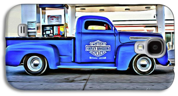 1949 Mercury Truck Galaxy S4 Case