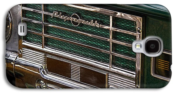 1949 Plymouth Coupe Radio Galaxy S4 Case by Nick Gray