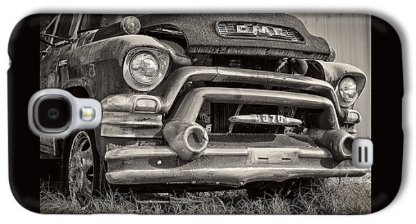 1950s Gmc 370 Galaxy S4 Case by Jon Woodhams