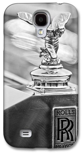 1952 Rolls-royce Silver Wraith Hood Ornament 2 Galaxy S4 Case
