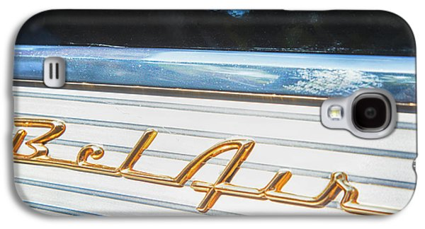 1957 Chevrolet Bel Air Galaxy S4 Case by Theresa Tahara