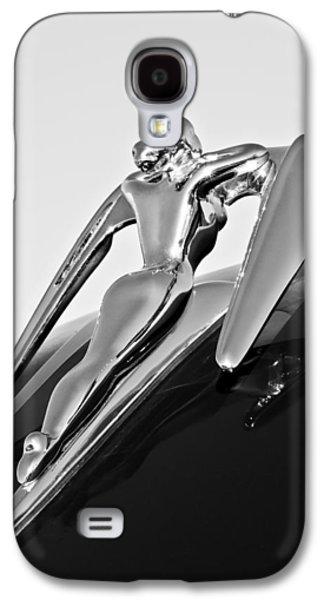 1960 Nash Metropolitan -0854bw Galaxy S4 Case by Jill Reger