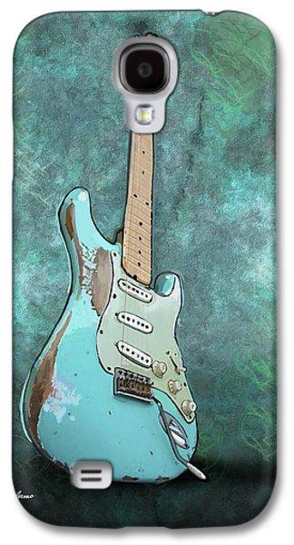 1962 Fender Stratocaster Galaxy S4 Case by Brad Burns