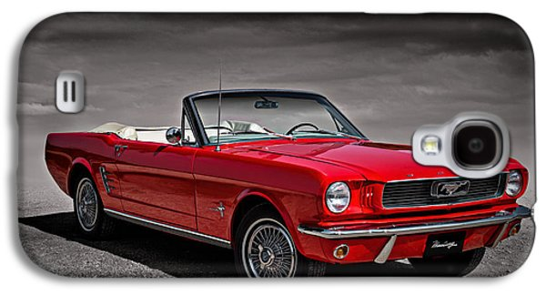 1966 Ford Mustang Convertible Galaxy S4 Case