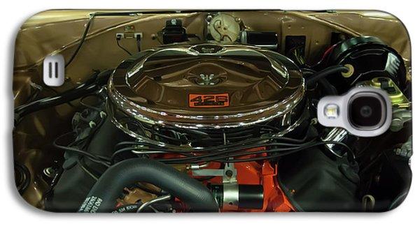 1967 Plymouth Belvedere Gtx 426 Hemi Motor Galaxy S4 Case