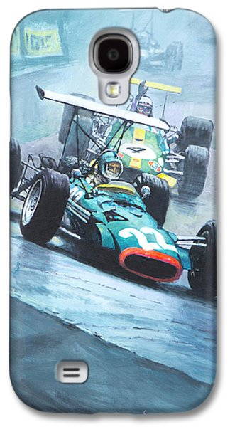 1968 German Gp Nurburgring  Galaxy S4 Case