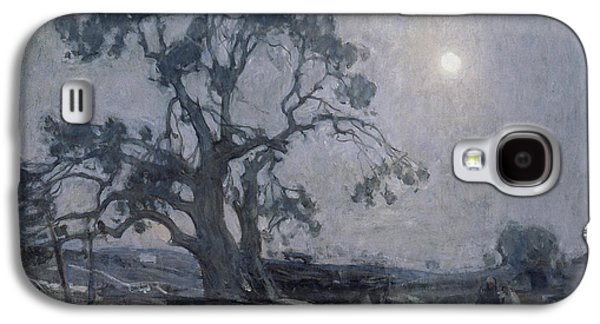 Abraham's Oak Galaxy S4 Case by Henry Ossawa Tanner