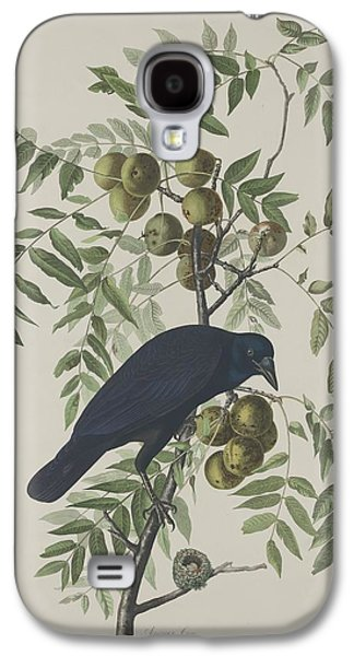 American Crow Galaxy S4 Case