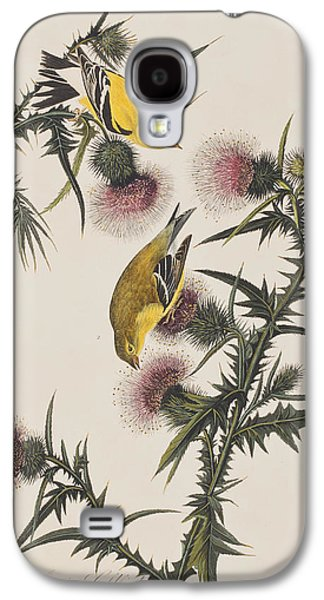 American Goldfinch Galaxy S4 Case