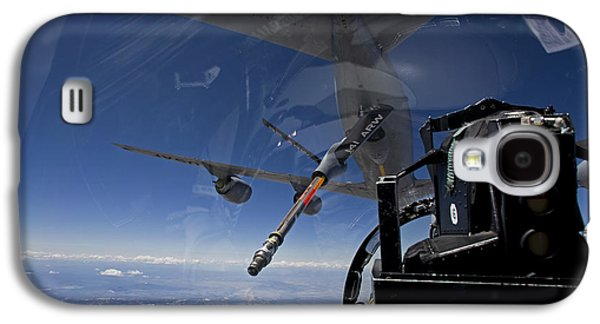 Mechanism Galaxy S4 Cases - An F-15 Eagle Pulls Into Position Galaxy S4 Case by HIGH-G Productions