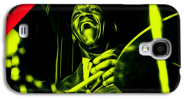 Art Blakey Collection Galaxy S4 Case by Marvin Blaine
