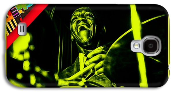 Art Blakey Collection Galaxy S4 Case