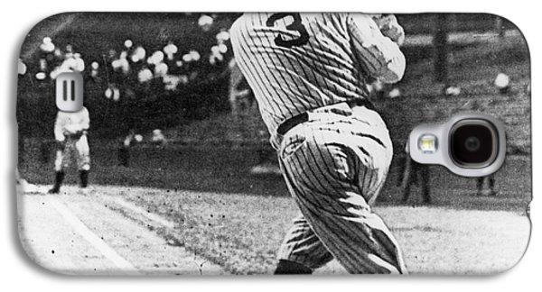 Babe Ruth Galaxy S4 Case by American School