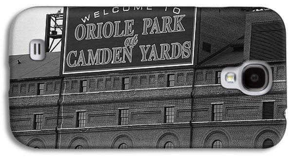 Baltimore Orioles Park At Camden Yards Bw Galaxy S4 Case