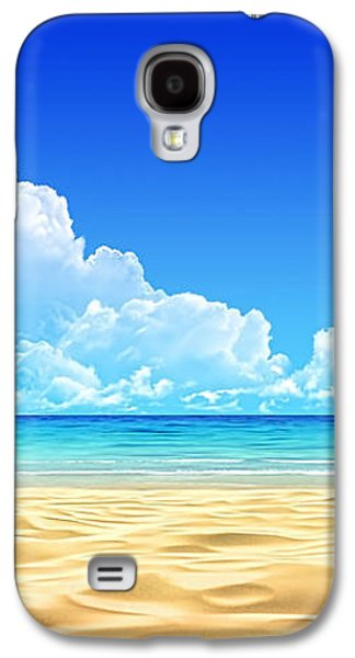 Beach Collection Galaxy S4 Case by Marvin Blaine
