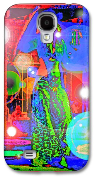 Belly Dance Galaxy S4 Case