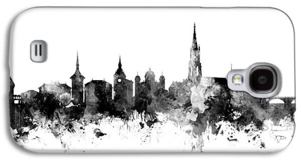 Bern Switzerland Skyline Galaxy S4 Case by Michael Tompsett