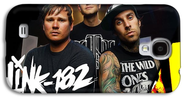 Blink 182 Collection Galaxy S4 Case by Marvin Blaine