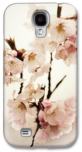 Blush Blossom Galaxy S4 Case by Jessica Jenney