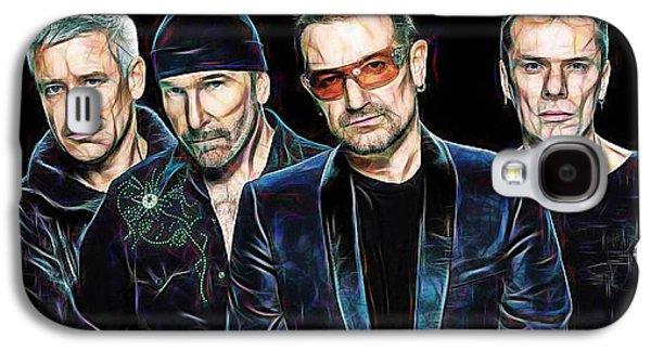 Bono U2 Collection Galaxy S4 Case