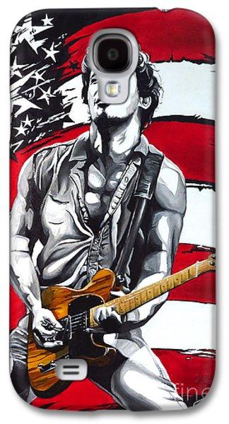 Bruce Springsteen Galaxy S4 Case