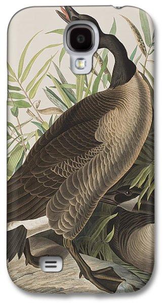 Canada Goose Galaxy S4 Case by John James Audubon
