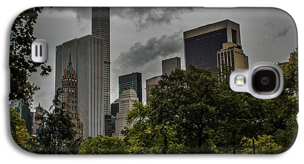 Central Park Galaxy S4 Case by Martin Newman